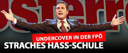 Undercover in Straches Hass-Schule: NEWS- Reporterin Dolna in der FPÖ-Parteiakademie