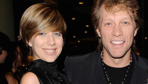 Jon Bon Jovi mit Tochter Stephanie Rose - jon-bon-jovi-stephanie-rose