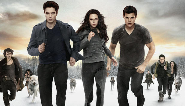 Plakat von Twilight - Breaking Dawn Teil 2