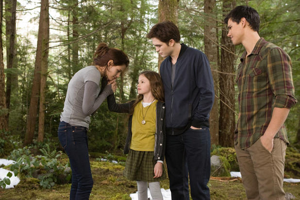 "Szene aus ""Twilight - Breaking DAwn 2"""