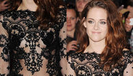 Kristen Stewart bei der Twilight-Premiere in London
