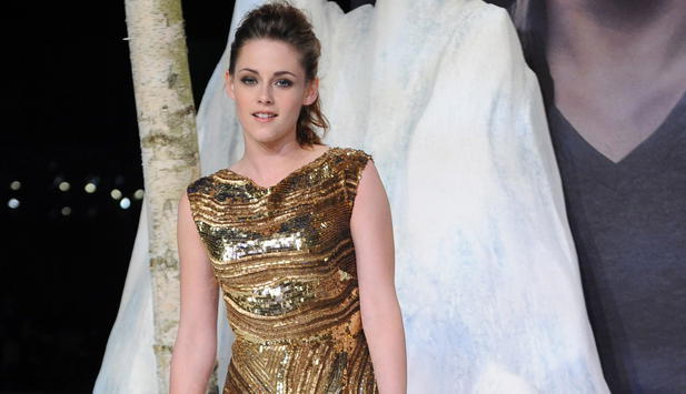 "Kristen Stewart bei der Berlin-Premiere von ""Twilight: Breaking Dawn 2""."