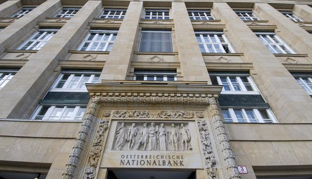 Nationalbank Front Wien