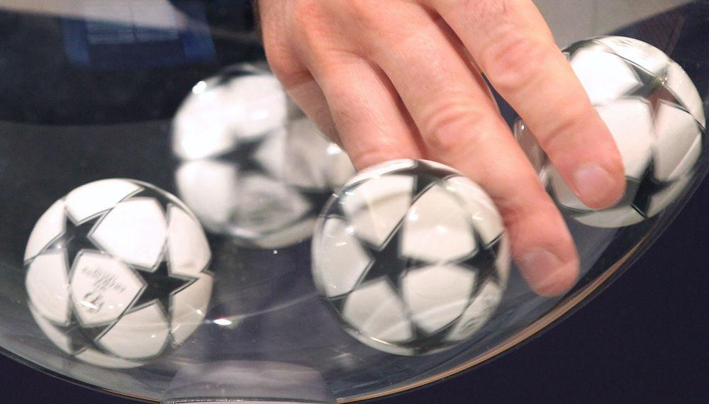auslosung achtelfinale champions league