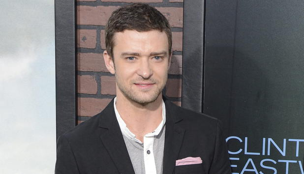 "Justin Timberlake bei der Premiere des Films ""Trouble with the Curve"" in Westwood, Kalifornien."