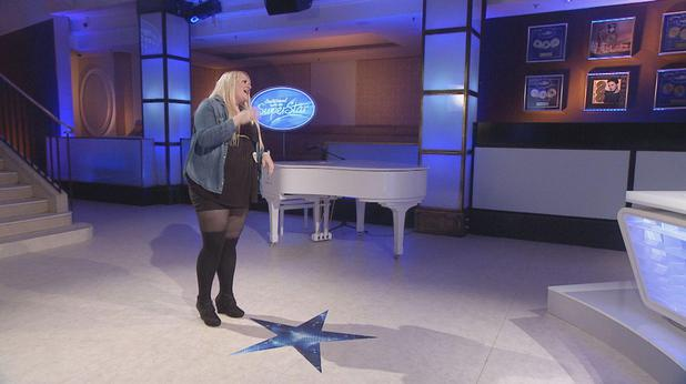 Casting bei DSDS