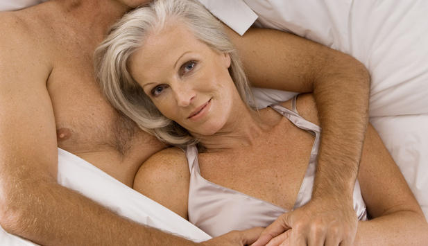 Alte Frauen, die Sex wollen