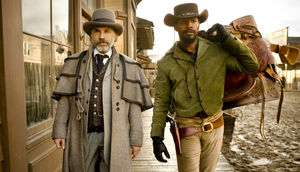 Django Unchained - Hey, little troublemaker