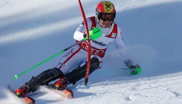 ski weltcup slalom