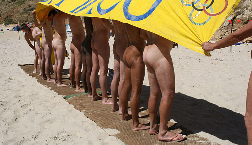 Matchless message, nude olympics maslins remarkable