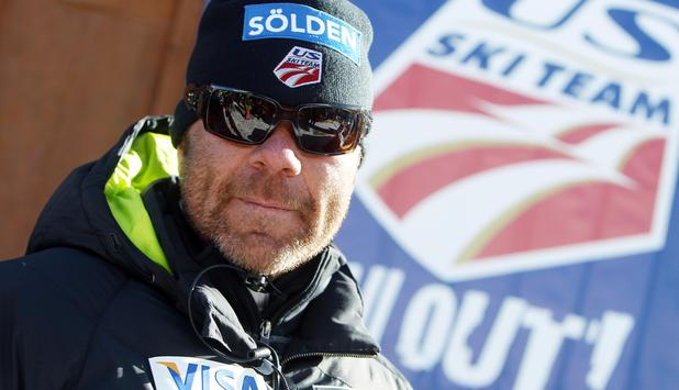 US-Alpinchef Patrick Riml - ski-alpin-fis-wc-beaver-creek-rtl-herren