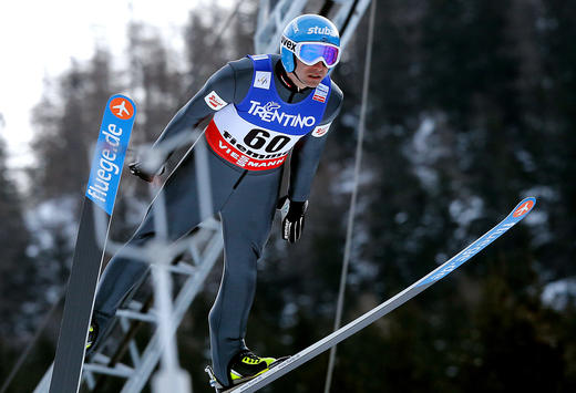 Nordische WM, Val di Fiemme, Willi Denifl