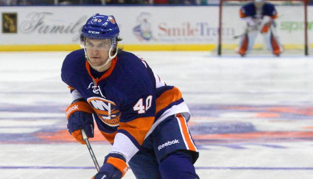 Michael Grabner, New York Islanders