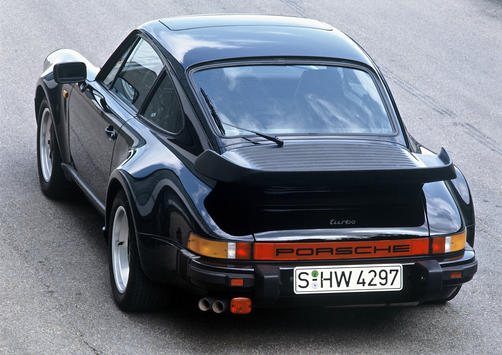 Porsche 911 Turbo 1986 News At