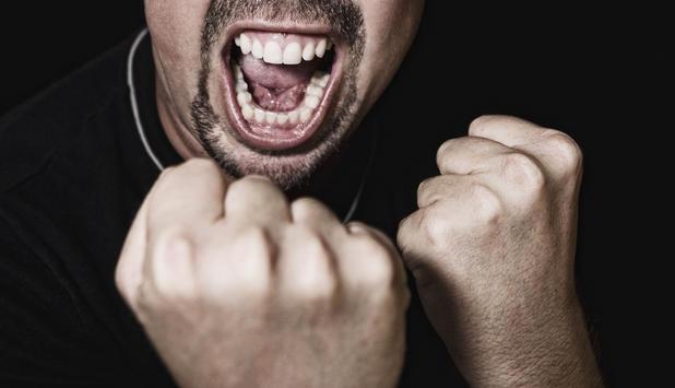 aggressives verhalten bei männern