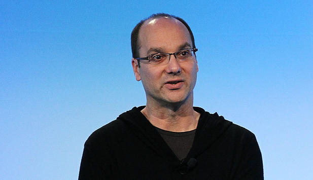 Andy Rubin Android-Chef