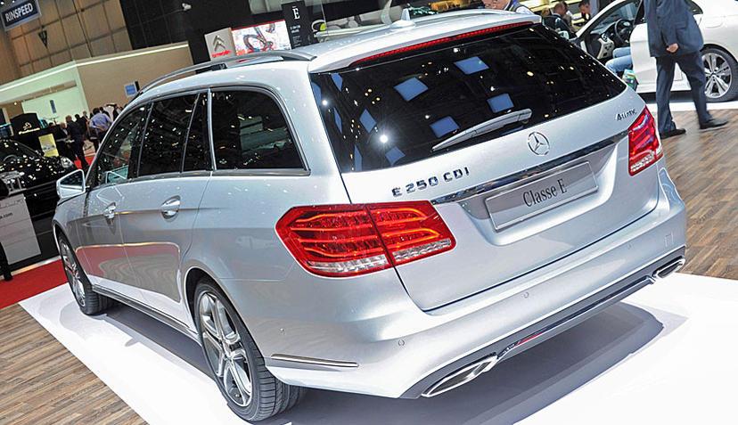 Mercedes E Klasse T Modell Newsat