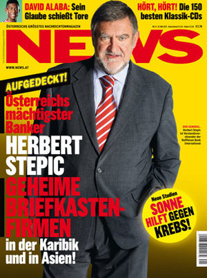 Cover des NEWS Nr. 21/2013