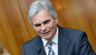 Werner Faymann im Nationalrat.