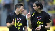 Neven Subotic und Robert Lewandowski