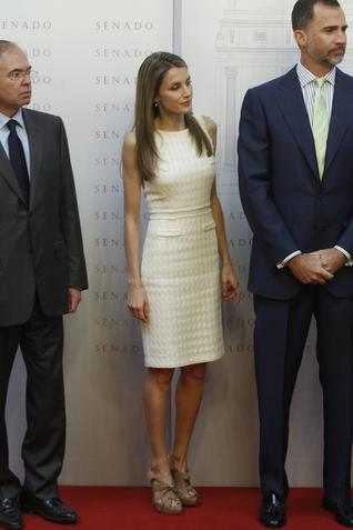 Prinzessin Letizia Im Outfitcheck Newsat