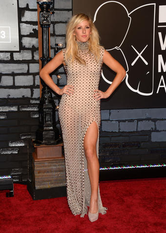 Ellie Goulding bei den MTV Video Music Awards