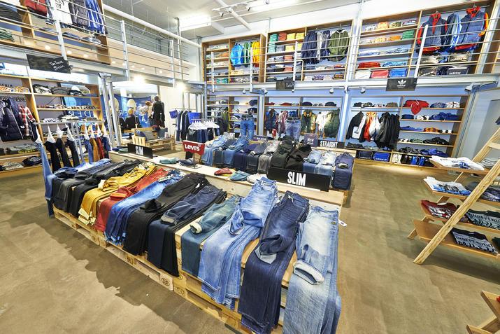 Online shop kleider bauer