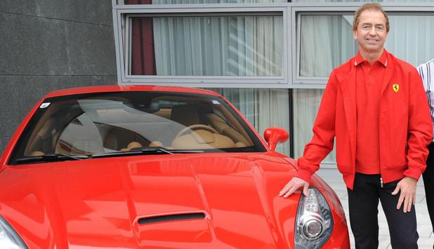 Mr Ferrari Heribert Kasper Betrogen News At