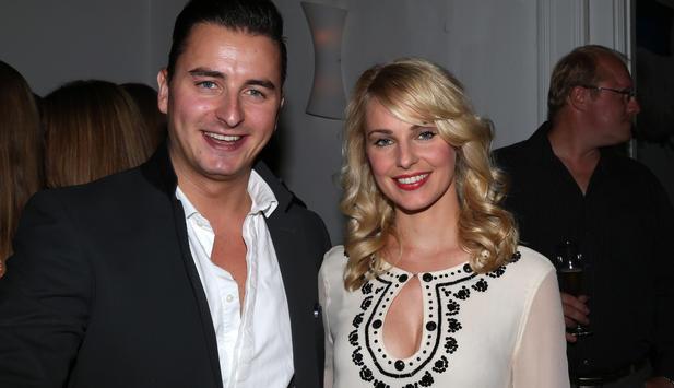 Liebespaar   Andreas Gabalier und Silvia Schneider • NEWS.AT
