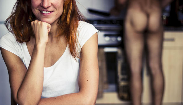 almuerzo masaje sexual sexo