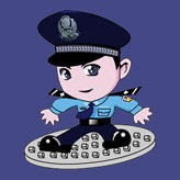 China - Comic-Cops patroullieren im WWW: Filter für schädliche Info in skurriler Form