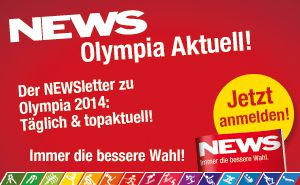 Olympia Newsletter Grafik