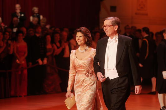 Promis am Semper-Opernball in Dresden