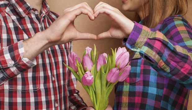 Toll Valentinstag