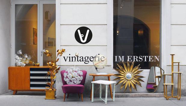 Vintagerie Im Ersten Design Pop Up Store Eröffnet In Innenstadt