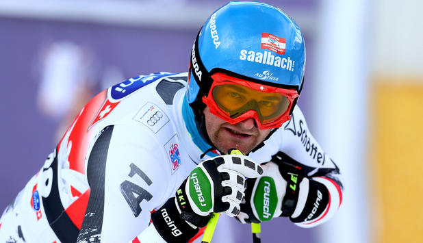 Georg Streitberger in Bormio