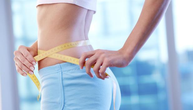 Wieviel soll der Kalorien die abmagernde Frau aufessen