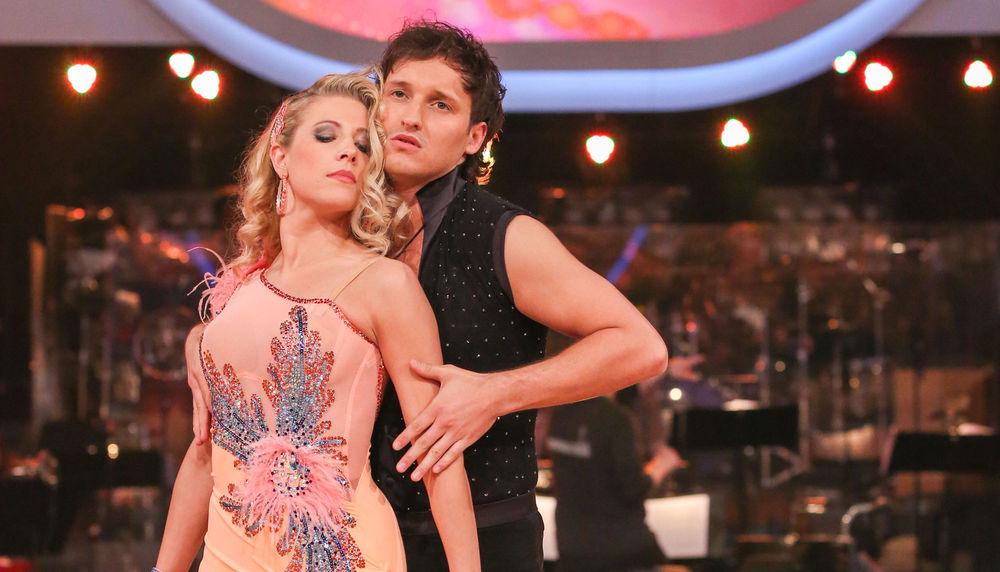Paare, die mit den Stars 2014 tanzen