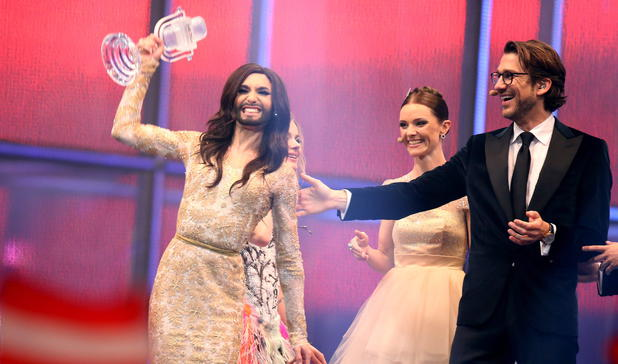 Conchita Wurst siegt beim Song Contest