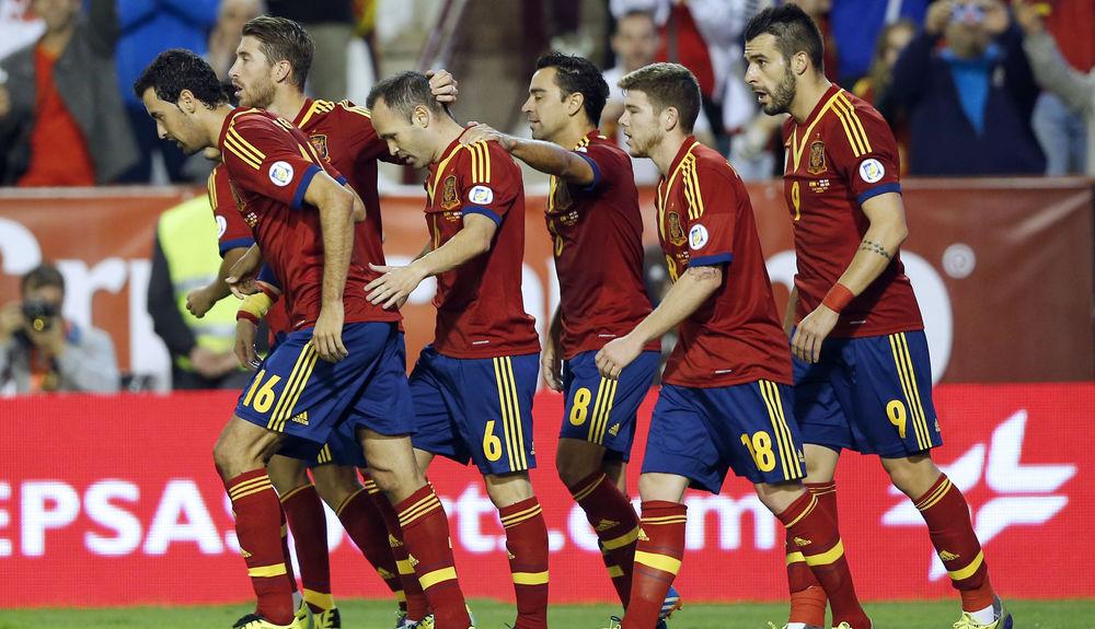 Wm Spanien Gruppe