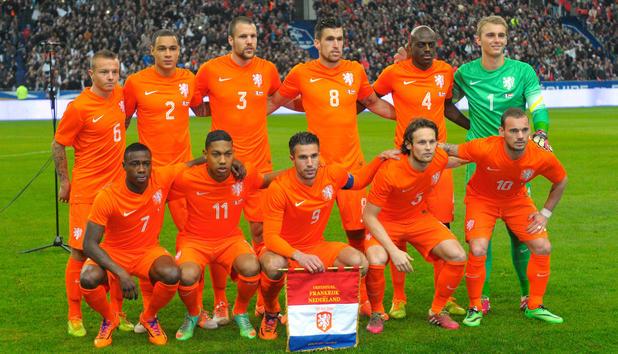 Gruppe B Wm 2014 Team Check Niederlande News At