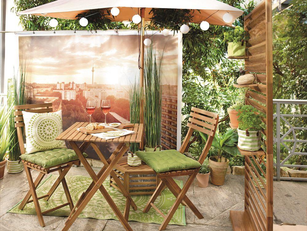 Gartenmöbel-Set • NEWS.AT