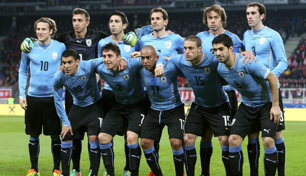 Gruppe D Wm 2014 Team Check Uruguay News At