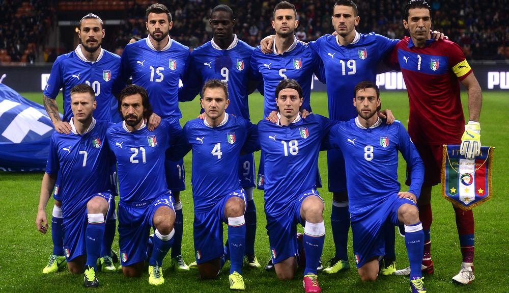 Italien Gruppe