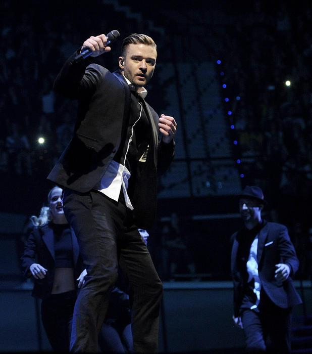 Justin Timberlake: Balanceakt in Wien • NEWS.AT