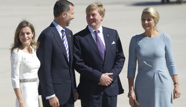 Royals Europas Neue Königinnen Der Herzen Newsat