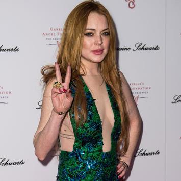 Lindsay Lohan oben ohne in Machete! Bilder