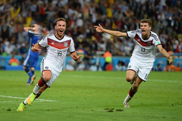 Wm Finale Fussball Wm 2014 Deutschland Ist Weltmeister