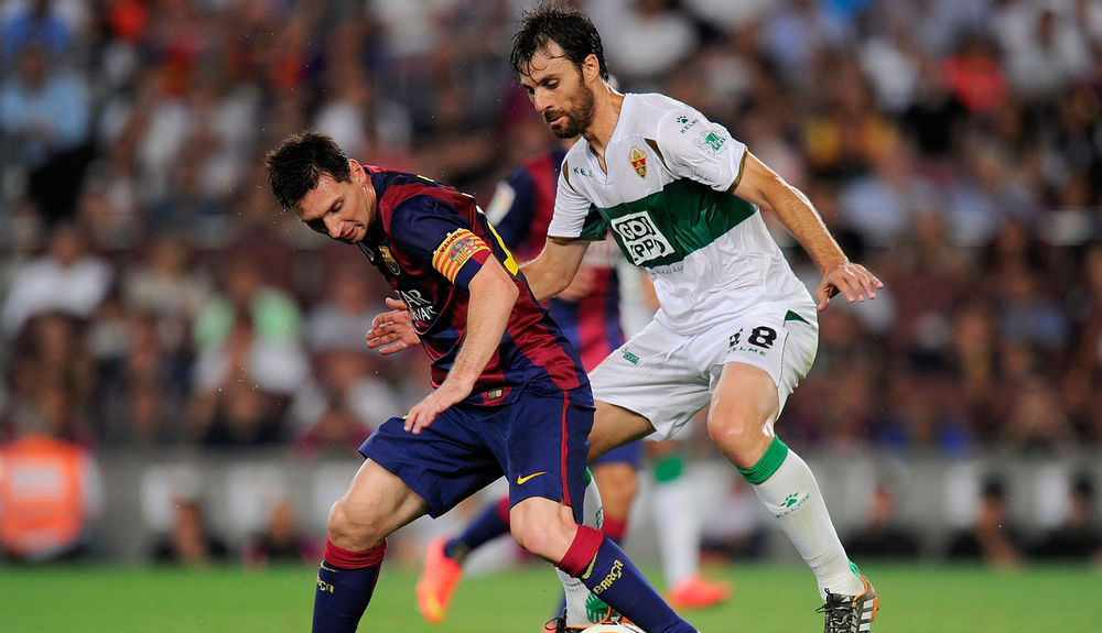 spanien liga ergebnisse