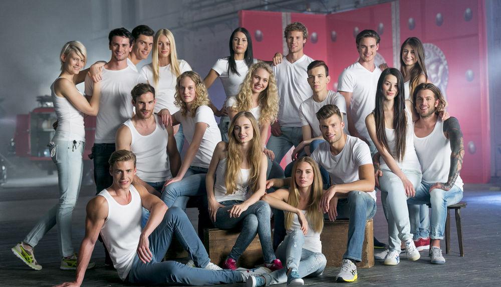 Next topmodel nackt austria Austria's Next